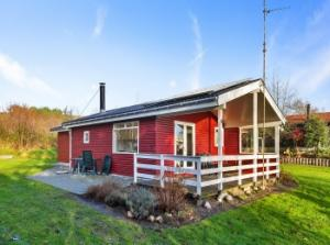 Holiday home 62979 in Høll / Hvidbjerg for 6 people